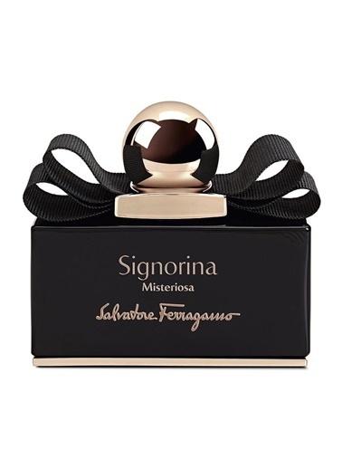 Salvatore Ferragamo Salvatore Ferragamo Signorina Misteriosa EDP 100 ml Kadın Parfüm Renksiz